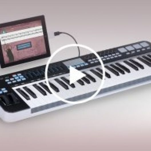 How To Connect A MIDI Keyboard To iPad Or Computer With Cables