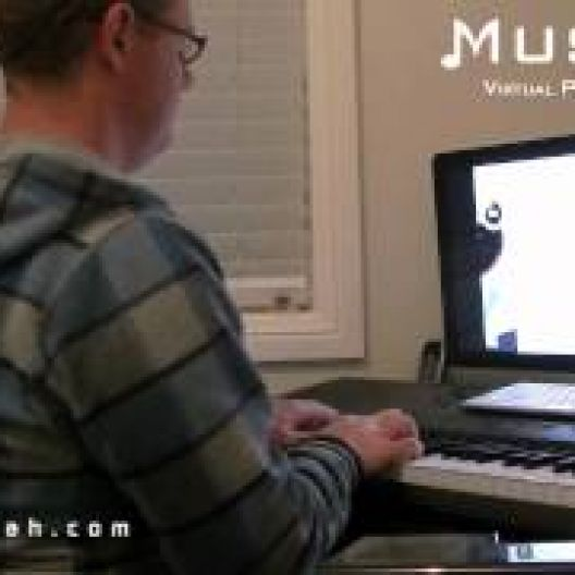 Piano Video: Online Piano Lesson #64 - In The Hall Of The Mountain King