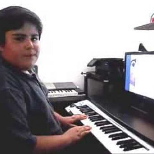 Piano Video: Online Piano Lesson #123 - For He's An African Fellow