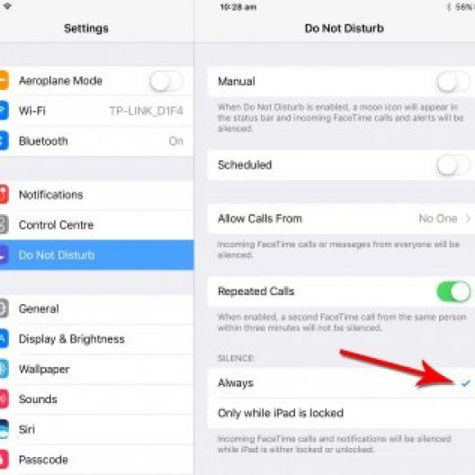 iPad Tip: How To Stop Notifications During Musiah Piano Lessons