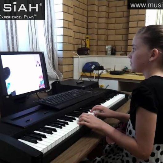 Piano Video: Online Piano Lesson #14 - Big Ben