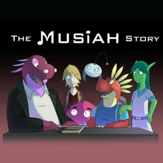 The Musiah Story - Learning Piano As A Character In A Story