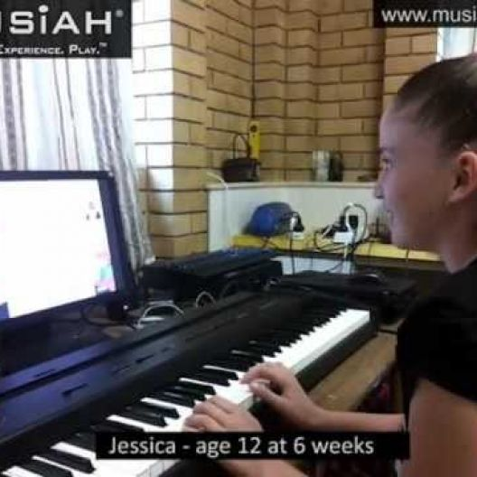 Piano Video: Online Piano Lesson #16 - 4X4